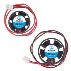 round dc cooling fan