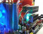led cooling fan - customer1