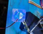 led cooling fan - customer5